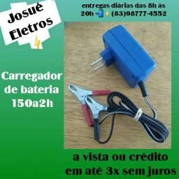 Título do anúncio: Carregador de bateria 150a2h_varejo e atacado entrega a domicílio João Pessoa e região