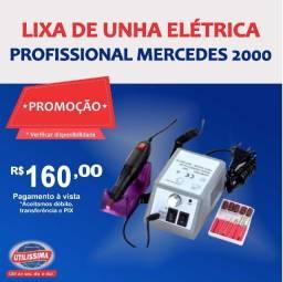 Lixa de Unha Elétrica Profissional Mercedes2000