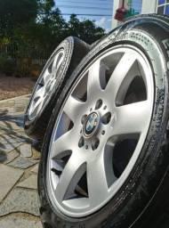 Jogo de roda BMW E46