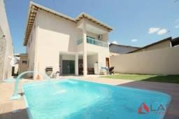 SS - Linda Casa com Piscina - Estância de Monazítica - Casa com 4 quartos, 290 m²