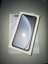 iPhone XR Branco 64GB e 128GB - Novo Lacraco + NF