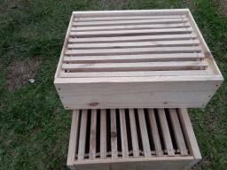Título do anúncio: Caixa de abelha padrão langstroth