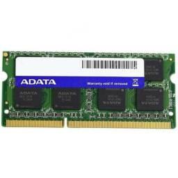 Título do anúncio: Memória RAM notebook 8GB, DDR3L, 1.35V,1600MHz,, Keepdata, novo, original, lacrado