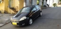 fiat / punto elx 1.4 8v completo 2008 troco carro/moto
