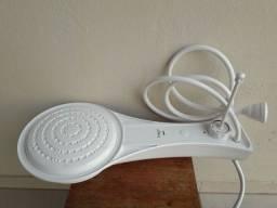 Chuveiro Ducha Fame Elegance Eletrônico Branco 110v