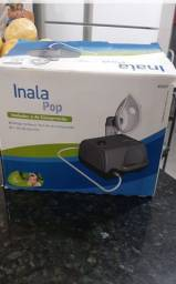Vendo nebulizador Inala pop completo semi-novo na Caixa