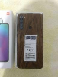 Xiaomi Redmi Note 8 *leia* passo cartão