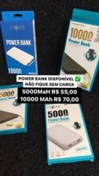Power bank carregador móvel