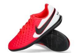 Chuteira Futsal Nike Tiempo Legend 8 Club - Tamanho 39