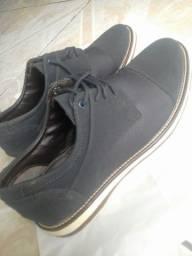Sapatênis Ped Shoes azul escuro n38