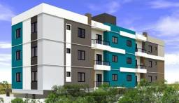 Apartamento em Afonso Pena, São José dos Pinhais/PR de 50m² 2 quartos à venda por R$ 215.0