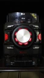 Rádio Som LG CM4350 (Mini System)