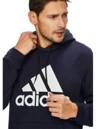 Moletom Adidas Original - TAM P- USADO SÓ 1X