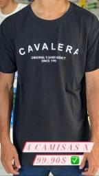 4 camisas por 100$