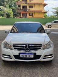 Mercedes 2012 C180 CGI super conservada A mais nova de Belém para vender logo