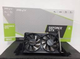 Título do anúncio: Placa de Video PNY Geforce Gtx 1650 GDDR6 4g