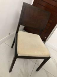 Título do anúncio: Cadeiras para Mesa