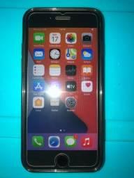 iphone 7 - preto - 128 GB