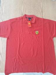 Camisa Polo Ferrari Original (Importada)
