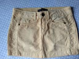 Saia Dzarm jeans Tam. 36