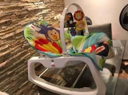 Cadeira de Descanso Infant to Toddler Rocker Fisher-Price