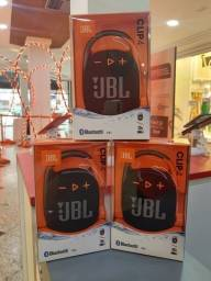 Caixa de Som JBL Clip 4 5W Bluetooth à Prova D´água Preta