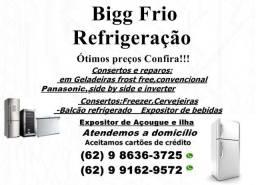 Título do anúncio: (Manutenção e consertos) a domicílio_Geladeiras,Freezer,Cervejeiras,Expositor e outros