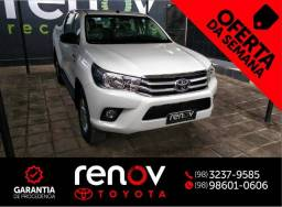 Toyota Hilux Sr Auto 4x2 Flex 2018 - Na nota fiscal - 2018