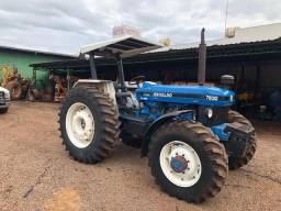 New Holland 7630 ano 2000