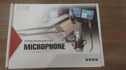 Microfone novinho