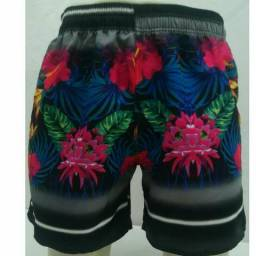 Lindos Shorts Tactel Curto