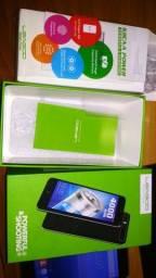 Vendo Smartphone Novo na Caixa Leagoo