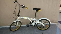 Bcicleta dobrável