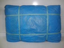 Lona Plastica Azul Eccofer 10mx8m