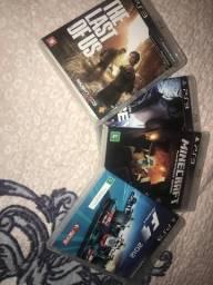4 Jogos de PlayStation 3