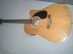 Giannini Folk Elétrico aço,garanto 100% ( ter seu próprio violão é uma grande satisfação)