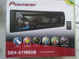 Som pioneer cd/usb