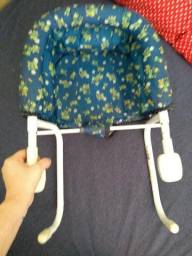 Cadeira alimentação bebê para mesa