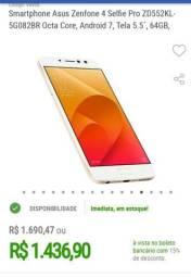 Asus zenfone 4 self pro 64GB