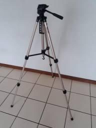 Tripé para video e foto profissional