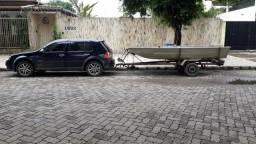 Barco alumínio 4m. 3,000,00 - 2017