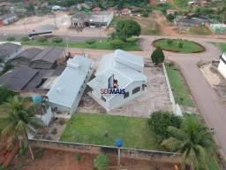 Excelente casa à venda em Nova Brasilândia D`Oeste /RO
