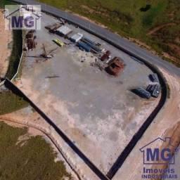 Área para alugar, 5050 m² por r$ 96.000/mês - imboassica - macaé/rj