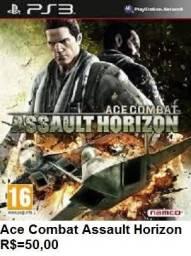 Ace Combat Assault Horizon de Play 3, usado comprar usado  Porto Alegre