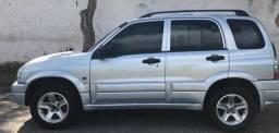 GM TRACKER 2.0 4x4 ANO 2007 CARRO FINO SEM DETALHE - 2007