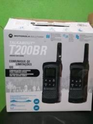 Rádio telecomunicador Motorola solutions