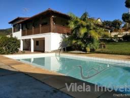 Casa à venda com 3 dormitórios em Alto da boa vista, Miguel pereira cod:736