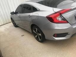 Honda Civic EX Automático 2017 Multimídia Tela 7 polegada com garantia de fábrica - 2017