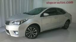 Corolla GLi Prata 1.8 Aut 2017 - 2017