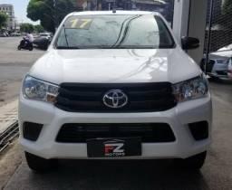 Hilux 2017 Diesel 4x4 - FZ Motors - 2017